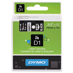 DYM45811 - DYMO® D1 Polyester High-Performance Label Cassettes