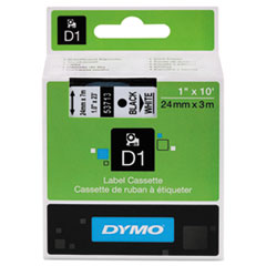 DYM53713 - DYMO® D1 Polyester High-Performance Label Cassettes