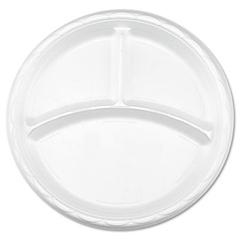 DZOGFP10-3 - Enviroware™ Foam Plates