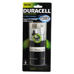 ECADU1311 - Duracell® Sync and Charge Cable