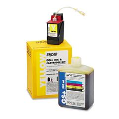 ECD21296400 - Kodak 21296200, 21296300, 21296400, 21296500 Ink & Cartridge Kit