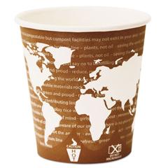 ECOEPBHC10WAPK - Eco-Products® World Art™ Hot Cups