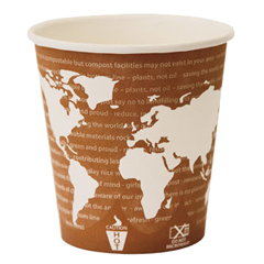 ECOEPBHC10WAW - Eco-Products® World Art™ Hot Cups