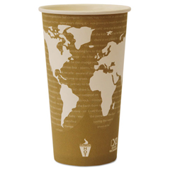 ECOEPBHC20WAPK - Eco-Products® World Art™ Hot Cups
