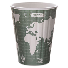ECOEPBNHC12WD - Eco-Products® World Art™ Insulated Hot Cups