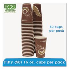 ECOEPBRHC16EWPK - Eco-Products® Evolution World™ 24% PCF Hot Drink Cups