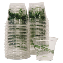 ECOEPCC9SGSPK - Eco-Products® GreenStripe® Cold Drink Cups