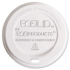ECOEPECOLIDW - Eco-Products® EcoLid® Hot Cup Lid