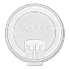 ECOEPHCLDTRN20 - Eco-Products Plastic Hot Cup Lids