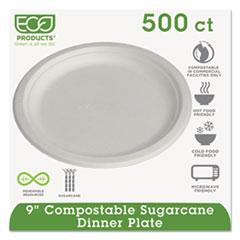 ECOEPP013 - Eco-Products Sugarcane Plates