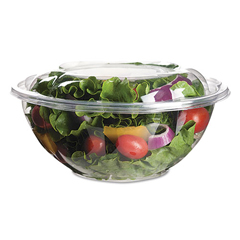 ECOEPSB18 - Renewable and Compostable Containers, 18 oz, Clear, 150/Carton