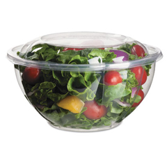 ECOEPSB32 - Eco-Products® Salad Bowls with Lids