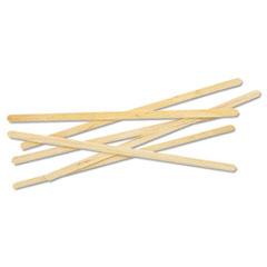 ECONTSTC10CCT - Eco-Products Wooden Stir Sticks