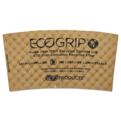 ECPEG-2000 - Eco-Products EcoGrip Hot Cup Sleeves