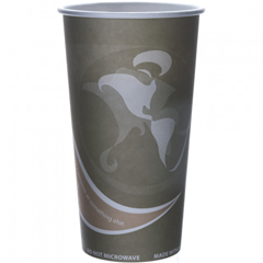 ECPEP-BRHC20-EW - Evolution World 24% PCF Hot Drink Cups