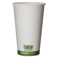 ECPEPBHC16GS - GreenStripe® Hot Cups