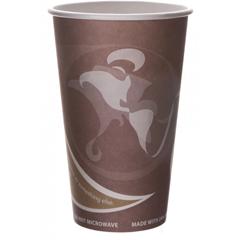 ECPEP-BRHC16-EW - Evolution World 24% PCF Hot Drink Cups