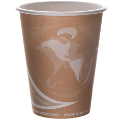 ECPEP-BRHC8-EW - Evolution World 24% PCF Hot Drink Cups