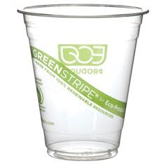 ECPEP-CC24-GS - GreenStripe™ PLA Cold Cups