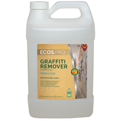 EFPPL9347-04 - Earth Friendly ProductsECOS™ PRO Graffiti Remover