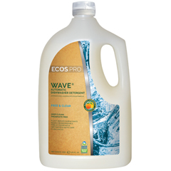 EFPPL9365-04 - Earth Friendly ProductsECOS™ PRO Wave® Gel Auto-Dishwasher Detergent Free & Clear
