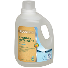 EFPPL9371-02 - Earth Friendly Products - ECOS™ PRO Liquid Laundry Detergent Free & Clear