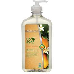 EFPPL9484-6 - Earth Friendly ProductsECOS™ PRO Orange Blossom Hand Soap