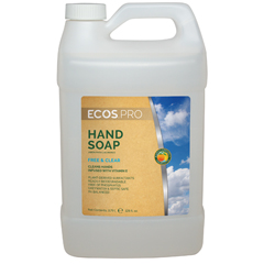 EFPPL9663-04 - Earth Friendly ProductsECOS™ PRO Hand Soap Free & Clear