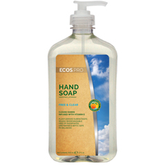EFPPL9663-6 - Earth Friendly ProductsECOS™ PRO Hand Soap Free & Clear