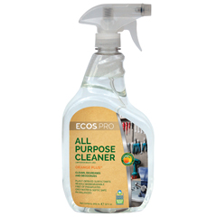 EFPPL9706-6 - Earth Friendly ProductsECOS™ PRO All-Purpose Cleaner-Degreaser Orange Plus