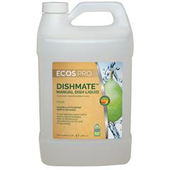 EFPPL9720-04 - Earth Friendly ProductsECOS™ PRO Dishmate Manual Dishwashing Liquid Pear