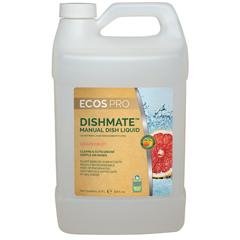 EFPPL9722-04 - Earth Friendly ProductsECOS™ PRO Dishmate Manual Dishwashing Liquid Grapefruit