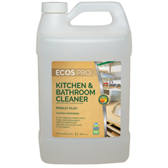EFPPL9746-04 - Earth Friendly ProductsECOS™ PRO All-Purpose Kitchen-Bathroom Cleaner Parsley Plus
