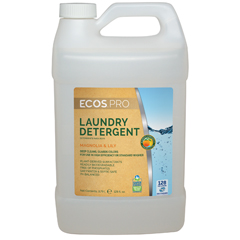 EFPPL9750-04 - Earth Friendly Products - ECOS™ PRO Liquid Laundry Detergent Magnolia Lily