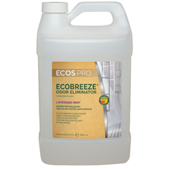 EFPPL9836-04 - Earth Friendly ProductsECOS™ PRO EcoBreeze™ Odor Eliminator Lavender Mint