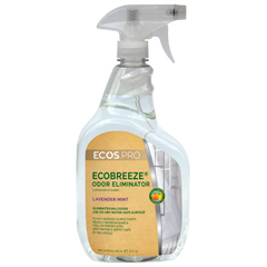 EFPPL9836-6 - Earth Friendly ProductsECOS™ PRO EcoBreeze™ Odor Eliminator Lavender Mint