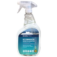 EFPPL9840-6 - Earth Friendly Products - ECOS™ PRO EcoBreeze™ Odor Eliminator Lavender Vanilla