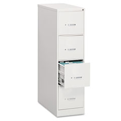 EFS42207 - OIF Four-Drawer Economy Vertical File