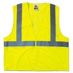 EGO21025 - ergodyne® GloWear® 8210HL Class 2 Economy Safety Vest