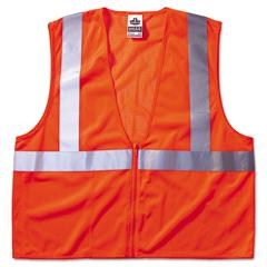 EGO21045 - ergodyne® GloWear® 8210Z Class 2 Economy Safety Vest