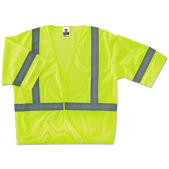 EGO22025 - ergodyne® GloWear® 8310HL Type R Class 3 Economy Safety Vest