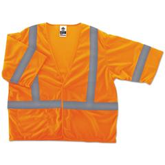 EGO22027 - ergodyne® GloWear® 8310HL Type R Class 3 Economy Safety Vest