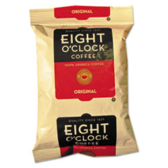 EIG320840 - Eight OClock Regular Ground Coffee Fraction Packs