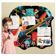 EII1736 - Educational Insights® You Rock Hall of Fame Pocket Chart