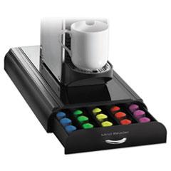 EMSNESTRY01BLK - Mind Reader Anchor 50-Capacity Nespresso Capsule Drawer
