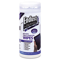 END12596 - Endust® for Electronics Tablet and Laptop Cleaning Wipes