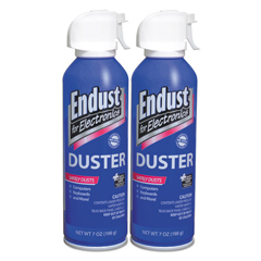 END13265 - Endust for Electronics® Compressed Air Duster