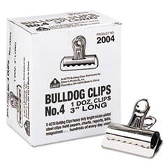 EPI2004 - Boston® Bulldog® Clips