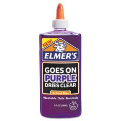 EPIE5900 - Elmers® School Glue Disappearing Purple