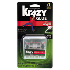 EPIKG58248SN - Krazy® Glue Single-Use Tubes